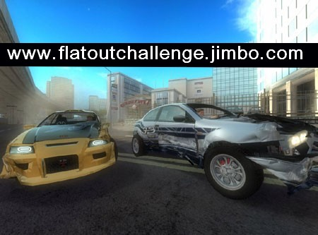 Flat Out 2 Challenge