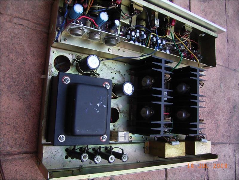 Pioneer SMT-84 integrated amp (Used) Pionee10
