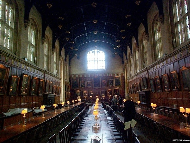 Christ Church College Oxford10