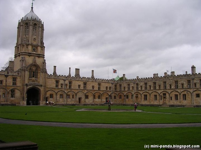 Christ Church College Oxford11