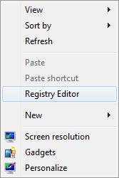 Windows 7 : Как добавить ярлыки программ в контекстное меню Windows 210