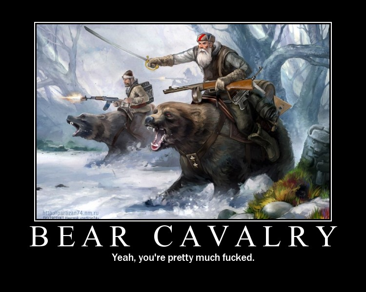 Find The Funniest Motivational Poster Contest Bearca10