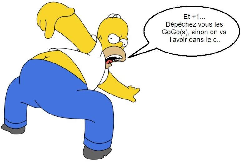 Il était une fois dans l'Ouest...duel avec le PN Homer13