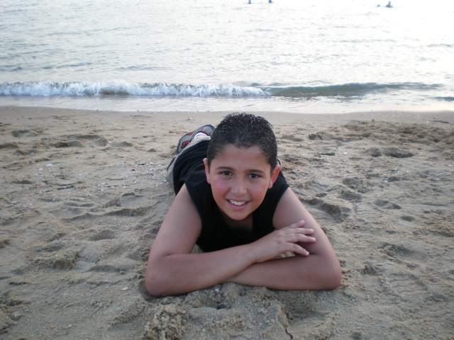 My Pic( A While Ago On The Beach ^^) P1050110