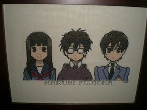 My favorite pieces. Haruhi10