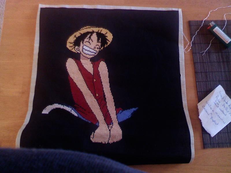 Luffy and FFX stitch Luffy_10