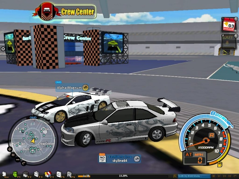 R I P To My First Car In Drift City Unl12