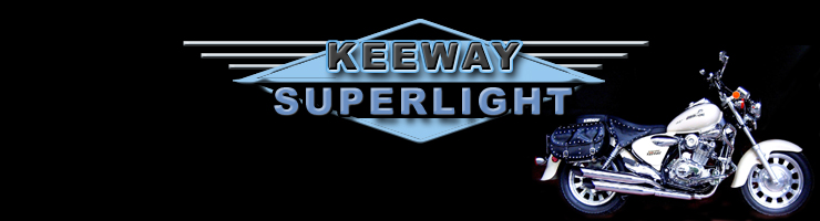 Keeway Superlight y otras.