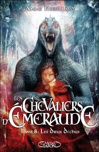 [Robillard, Anne] Les Chevaliers D'Emeraude - Tome 8: Les Dieux déchus Cheval10