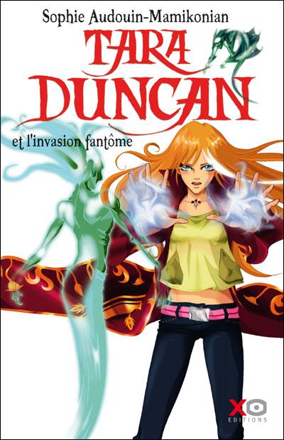[Audouin-Mamikonian, Sophie] Tara Duncan - Tome 7: Et l'invasion fantôme Tara_d10