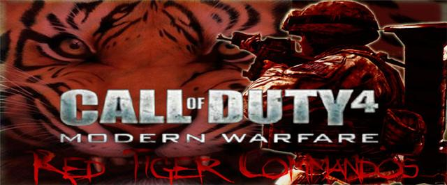 Red Tiger Commandos