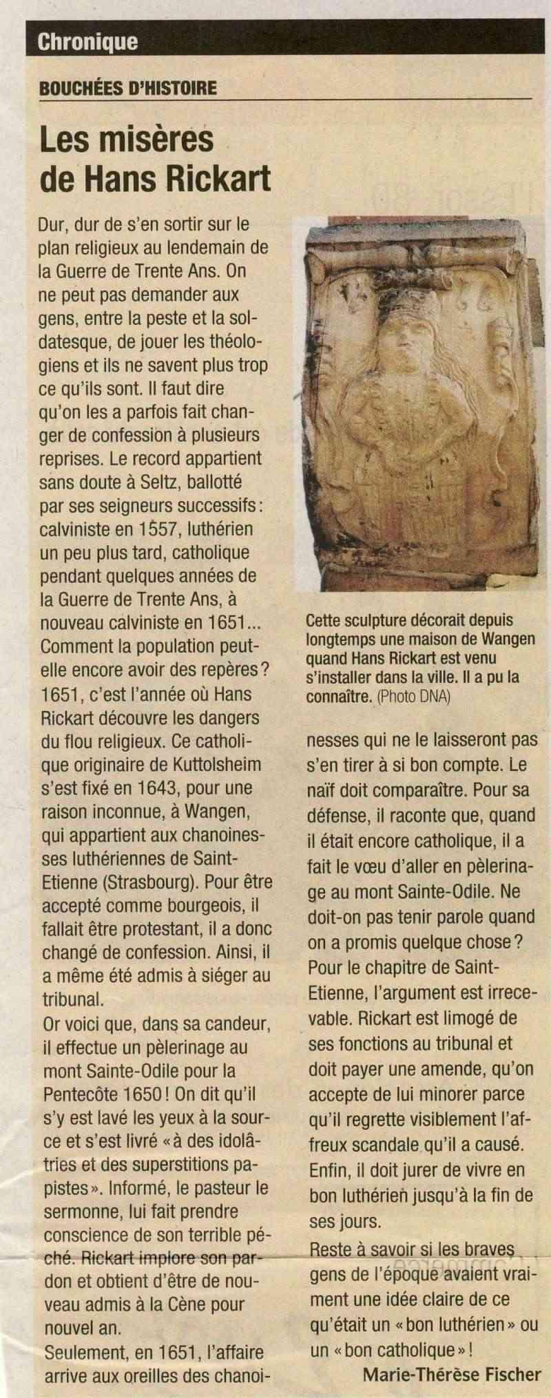 Wangen - Bouchées d'Histoire- Marie-Thérèse Fischer-DNA Image026