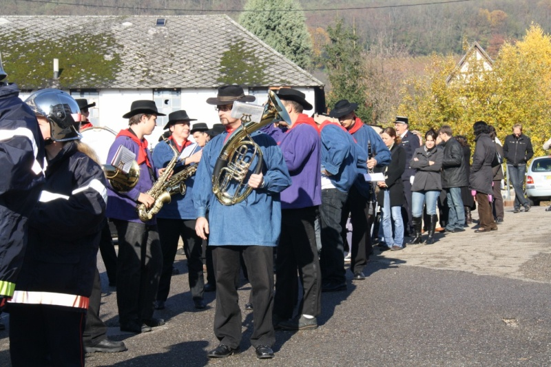11 novembre - Matin du 11 novembre 2009 à Wangen ,commémoration de l'Armistice. Img_5929