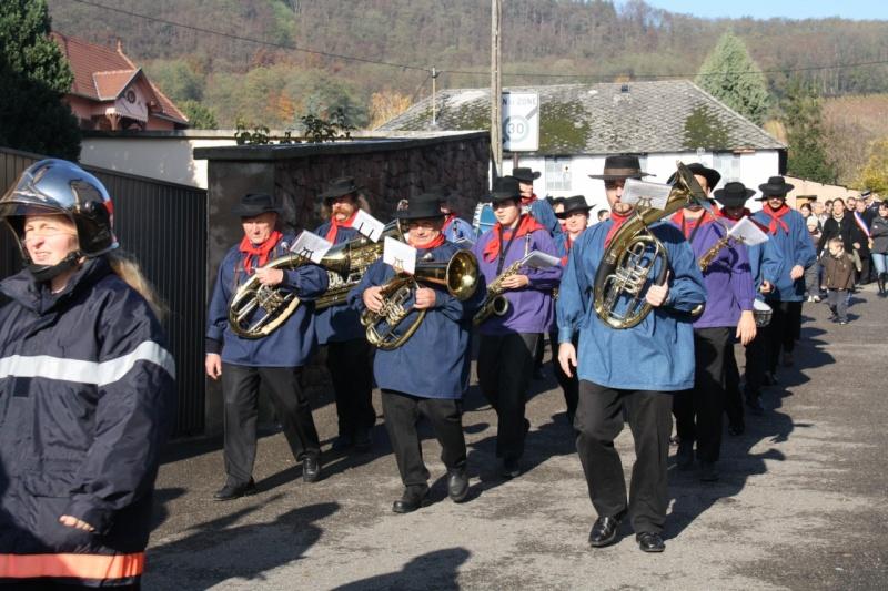 11 novembre - Matin du 11 novembre 2009 à Wangen ,commémoration de l'Armistice. Img_5930