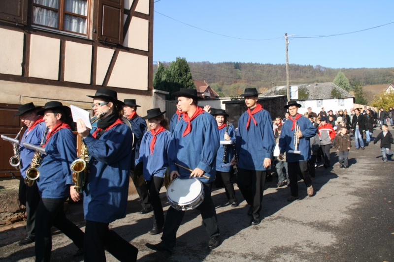 11 novembre - Matin du 11 novembre 2009 à Wangen ,commémoration de l'Armistice. Img_5931