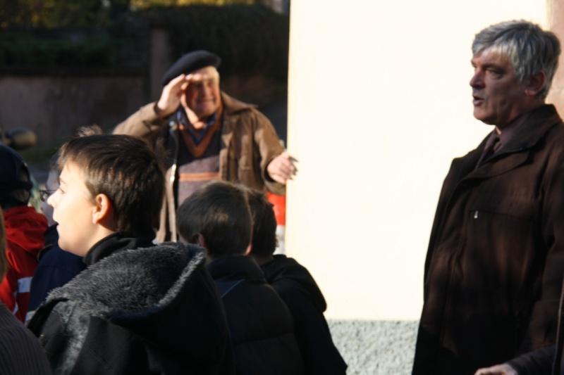 11 novembre - Matin du 11 novembre 2009 à Wangen ,commémoration de l'Armistice. Img_6013