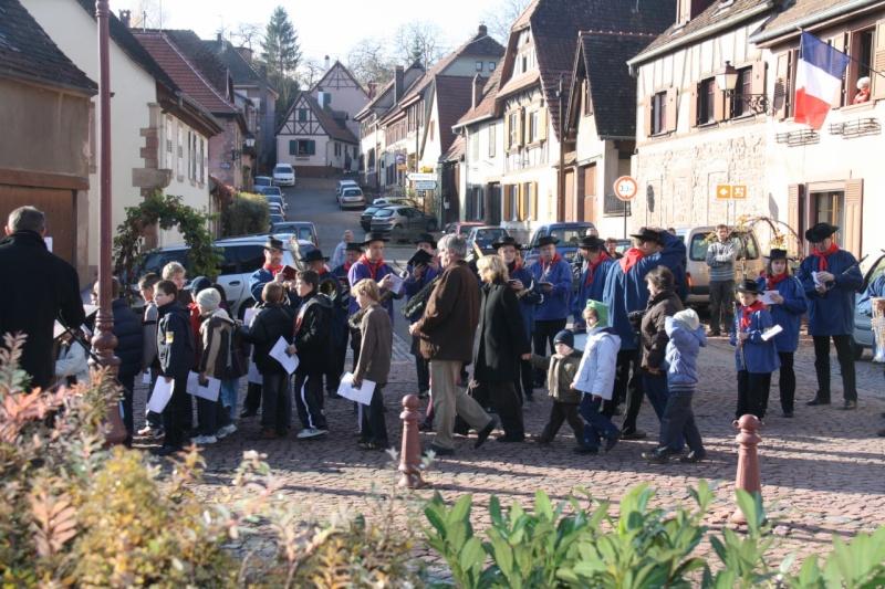 Matin du 11 novembre 2009 à Wangen ,commémoration de l'Armistice. Img_6014