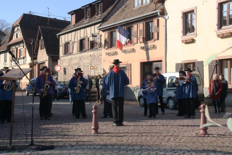 11 novembre - Matin du 11 novembre 2009 à Wangen ,commémoration de l'Armistice. Img_6015