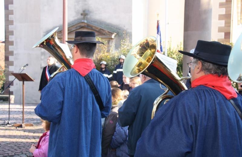 11 novembre - Matin du 11 novembre 2009 à Wangen ,commémoration de l'Armistice. Img_6021
