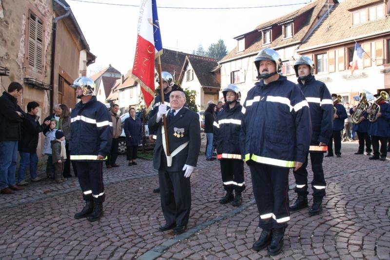 Matin du 11 novembre 2009 à Wangen ,commémoration de l'Armistice. Img_6024