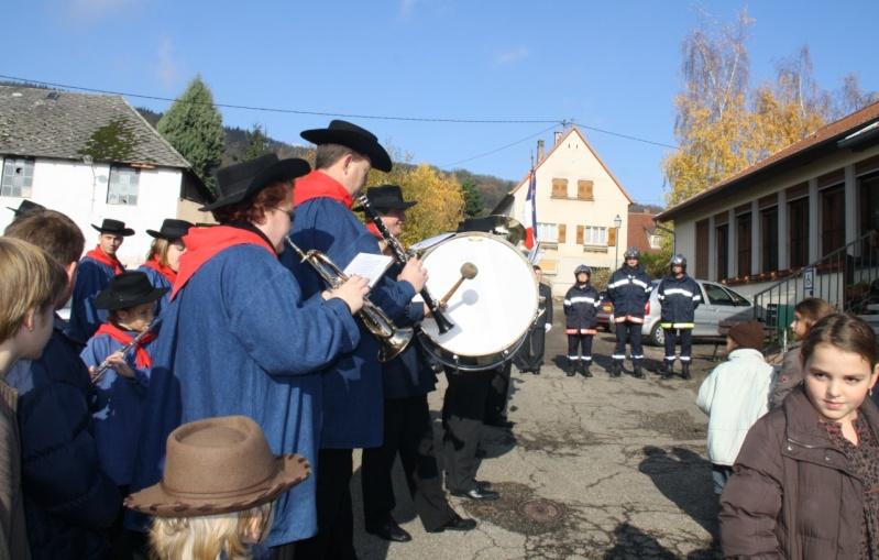 Matin du 11 novembre 2009 à Wangen ,commémoration de l'Armistice. Img_6030