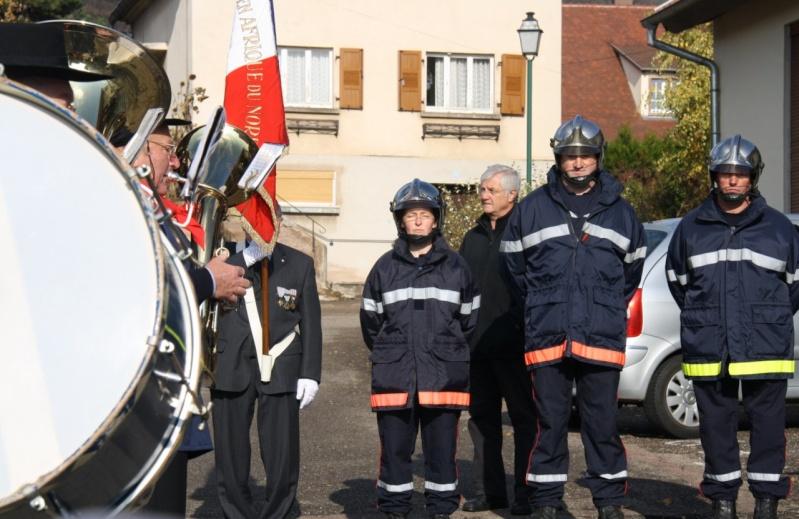 Matin du 11 novembre 2009 à Wangen ,commémoration de l'Armistice. Img_6031