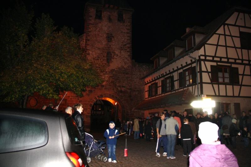 Promenade de la Saint Martin  le 11 novembre 2009 à Wangen Img_6039