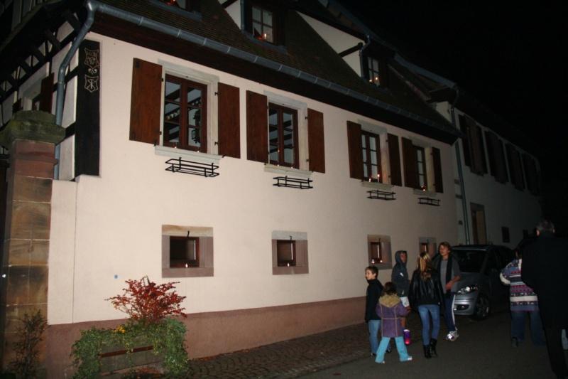 Promenade de la Saint Martin  le 11 novembre 2009 à Wangen Img_6054