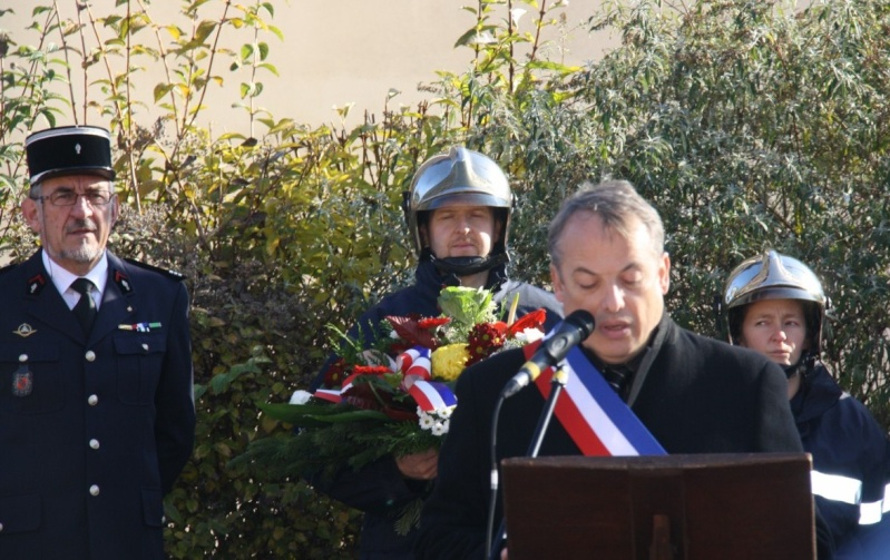 Matin du 11 novembre 2009 à Wangen ,commémoration de l'Armistice. Img_6060