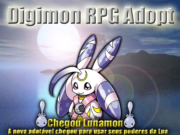 Digimon RPG Adopt