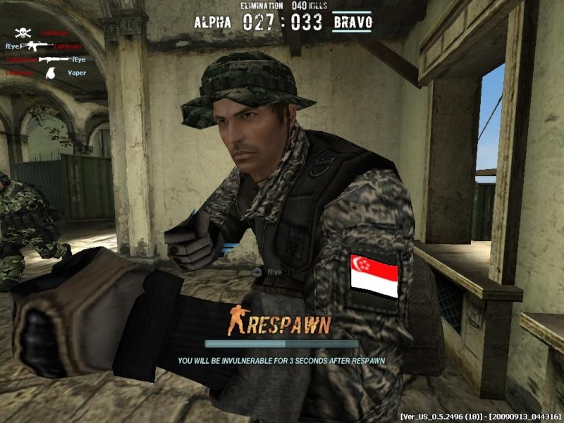 SGA Memorable Moment Combat13