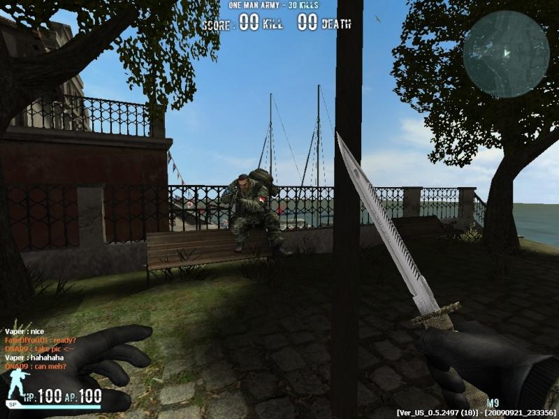 SGA Memorable Moment Combat19