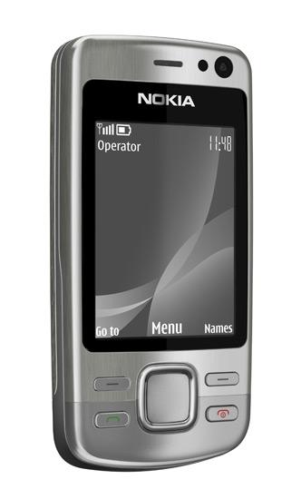 Nokia 6600i Slide announced! Nokia611