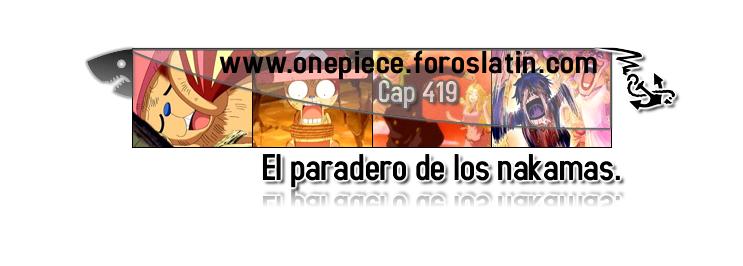 One Piece capitulo 419 sub español Cap_4112