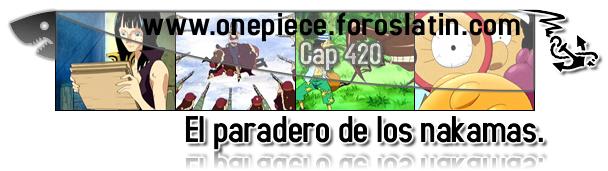 One Piece Capitulo 420 Sub Españaol Cap_4210