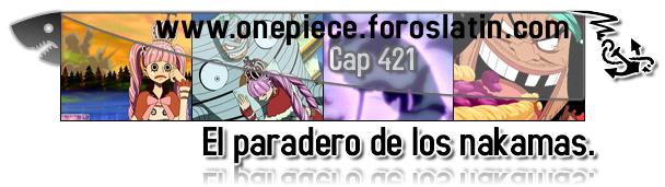 One Piece Capitulo 421 Sub Español Cap_4211