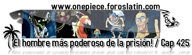 One Piece Capitulo 425 Sub Español Cap_4216