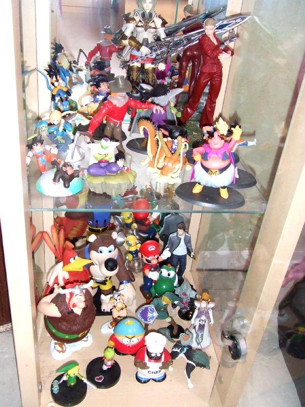 Collection des Figurines de SCARECROW51 Dscf1458