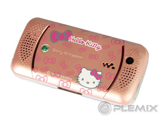 Sony Ericsson W395 Hello Kitty Edition Unboxing Pictures & Review W395_r13