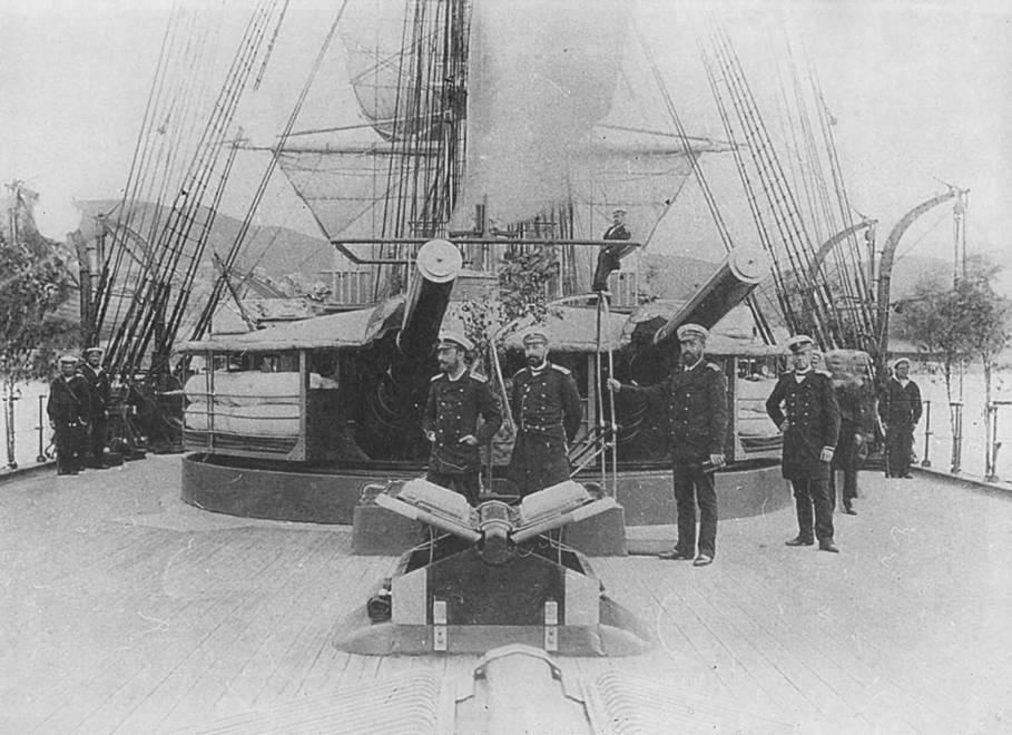 Incrociatore russo Admiral Nakhimov - 1:200 in carta  Pic_3410