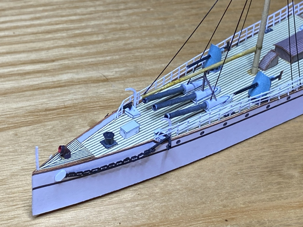 USS VESUVIUS - Dynamite Gun Cruiser americano - 1888 Vesuvi12
