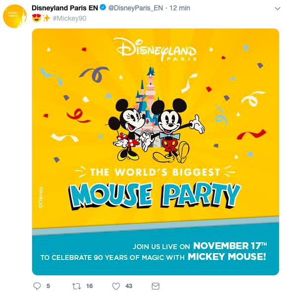 Anniversaire - Le jour J approche: le 18 novembre 2018, jour de l'anniversaire de Mickey (90 ans) Captur22