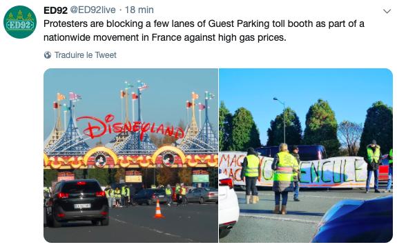 Zone contournement pour le Samedi 17 Novembre pour accéder à Disneyland - Page 4 Captur23