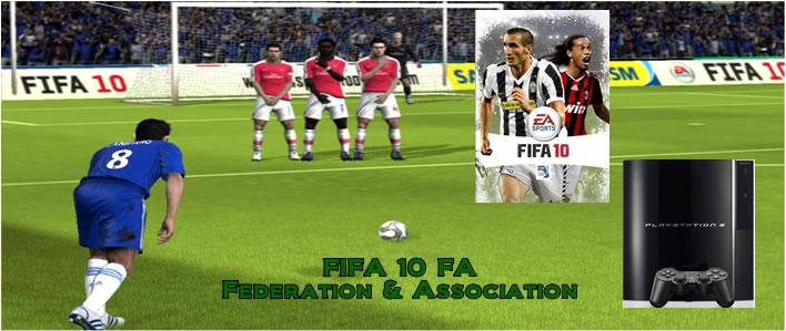 FIFA 10 Online Federation & Association