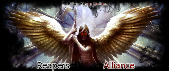 Reapers Alliance Ether Saga Online