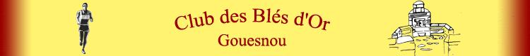 LES BLES D'OR GOUESNOU - CLUB DE MARCHE ET COURSE A PIEDS