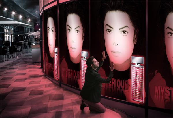 What do you think Michael is doing, right now? F6953110