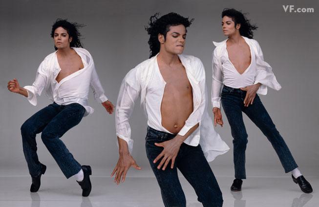 Michael Jackson in posa (anke come modello era bellissimo) - Pagina 2 Michae15