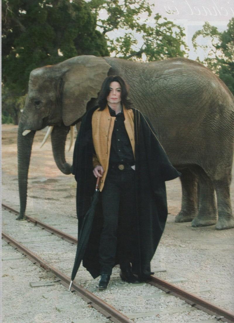 Michael e gli animali!! - Pagina 2 Mjelef10