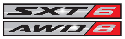 srt/8 style decals for are 3.5 mopars Be6bwc12